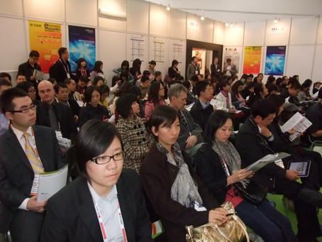Succès au salon du Digital Marketing en Chine