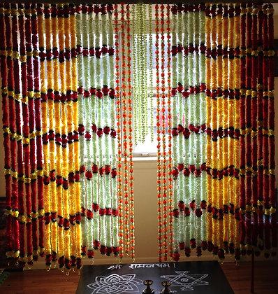 6 foot garlands