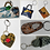 Thumbnail: Batik Key chains
