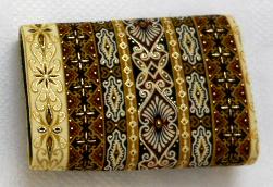Batik coin purse