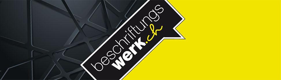 Beschriftung Werbetechnik Grafik Design