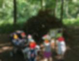 MAM La cabane de lulu - mode de garde nieppe