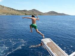 Beni in the Air