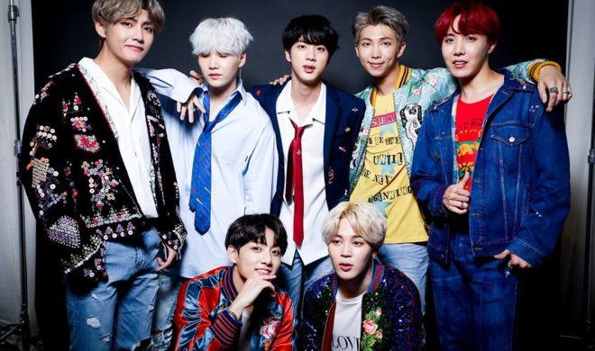 BTS. Photo from Billboard Magazine.