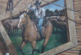 Cracker-Trail Mural