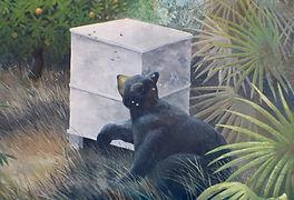 Lost-Bear-mural