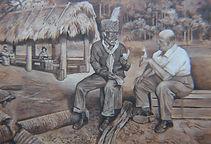 Snapshot-in-Time mural