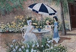 Tea-At-Southwinds mural