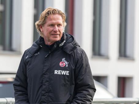 1.FC Köln verlängert mit Markus Gisdol