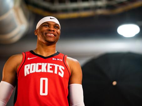 Russell Westbrook zurück in Orlando