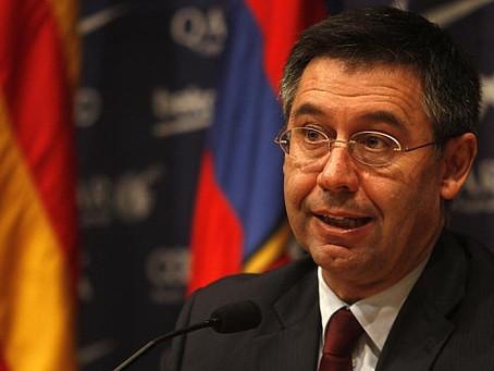 Barcelona: Geht Bartomeu für Lionel Messi?