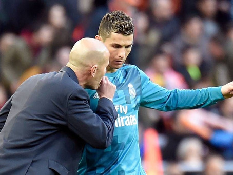 Zidane und Ronaldo nach Marseille?