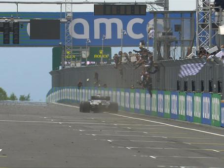 Lewis Hamilton gewinnt zum achten Mal in Ungarn