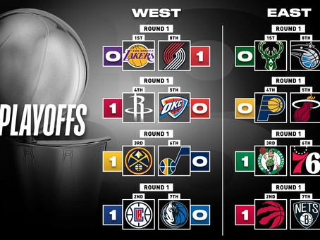 NBA Playoffs: Orlando Magic & Portland Trail Blazers schocken Milwauukee Bucks und LA Lakers