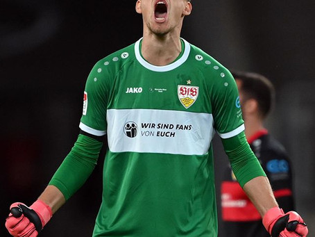Doch nicht Pollersbeck! Kobel kurz vor dem Wechsel zum VfB Stuttgart