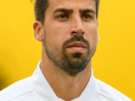 Sami Khedira nicht im Aufgebot von Juventus Turin für die kommende Champions League Saison
