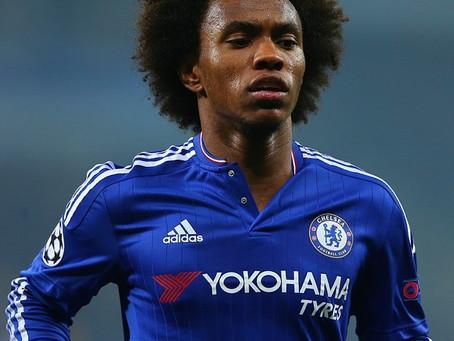 Willian verlässt Chelsea