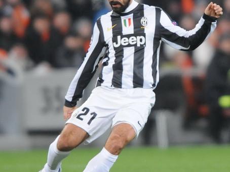 Andrea Pirlo neuer Juventus Turin Trainer