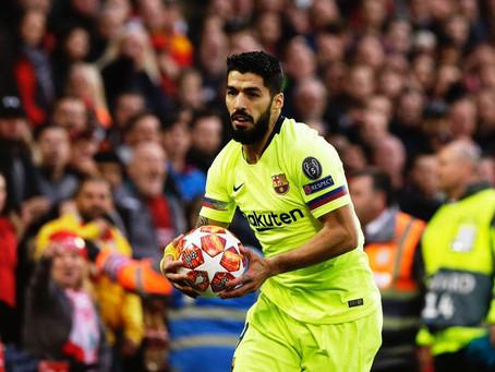 Luis Suarez begibt sich auf Vereinssuche