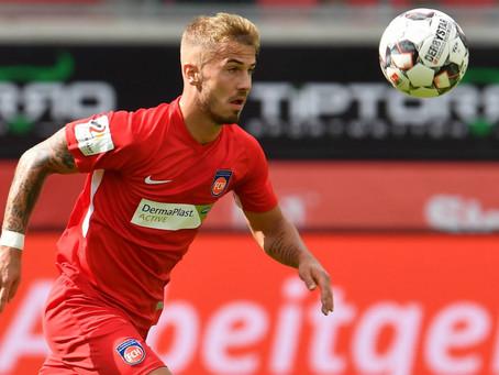 Niklas Dorsch wechselt nach Belgien