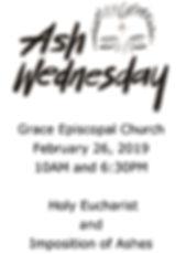 GraceChurch Ash Wednesday 2020 905 x 123