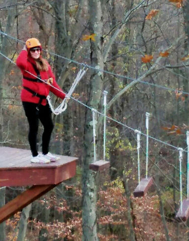 GraceChurch ZipLine2018 Empower YouthZip