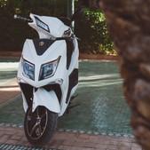 E-Sporty moto électrique
