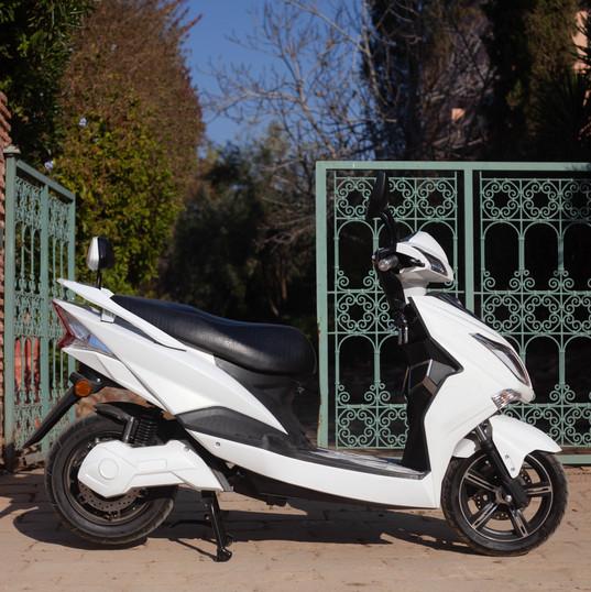 E-Sporty moto électrique Marrakech