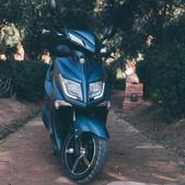 E-Sporty scooter électrique