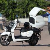 E-Delivery scooter électrique caisson grande capacité