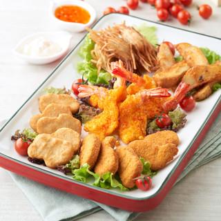 Family Snacks Platter