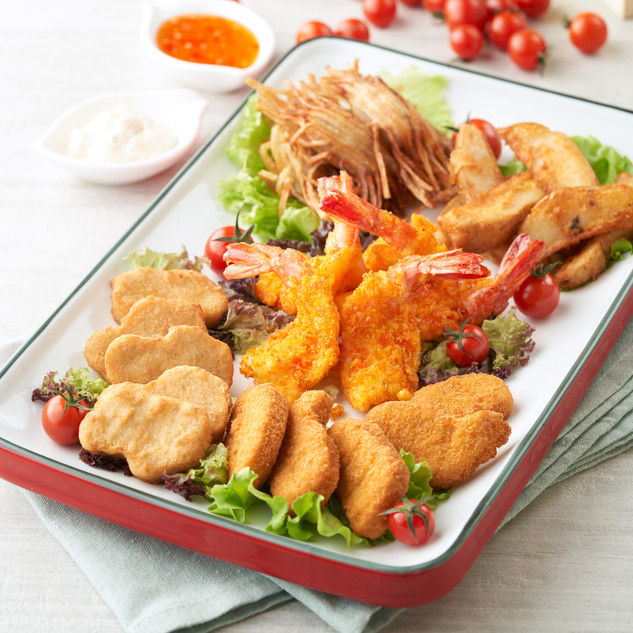Family Snacks Platter