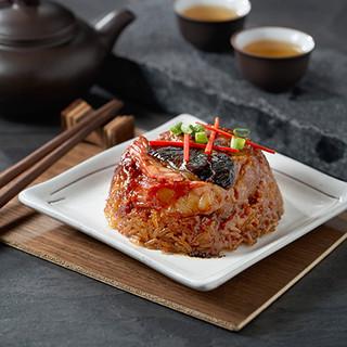 Glutinous Rice with Chicken
