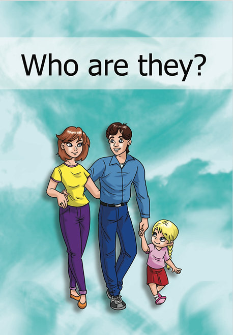 Lingopoly game: Who are they? (ENG)