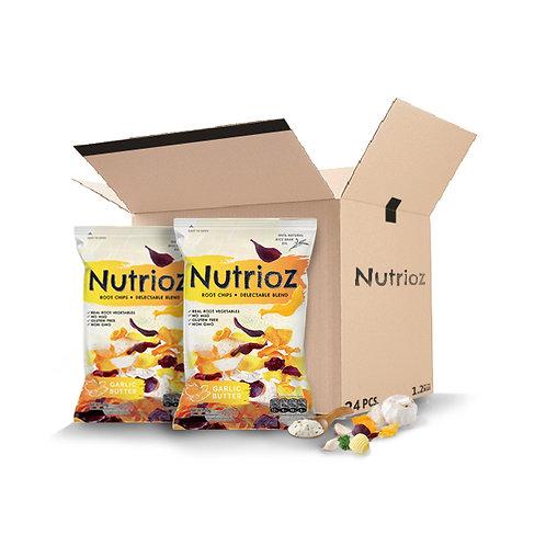 NUTRIOZ - Butter Garlic (24PCS.)