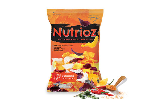 NUTRIOZ - Authentic Thai Spices (12PCS.)