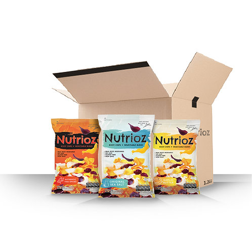 Nutrioz - Mix Flavors (24 PCS.)