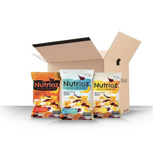 Nutrioz - Mix Flavors (24 PCS.)