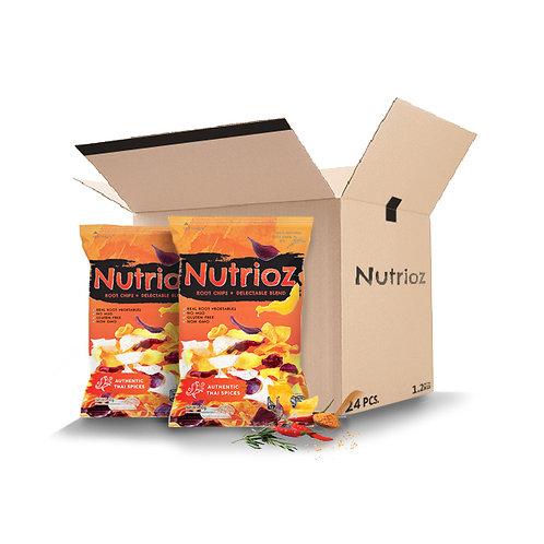 NUTRIOZ - Authentic Thai Spices (24PCS.)