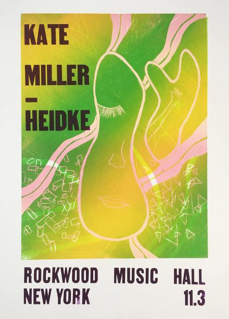Event Poster for Kate Miller-Heidke