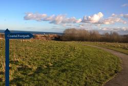 Gateway to Coastal Footpath