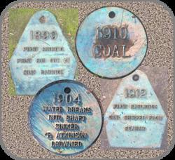 Timeline markers