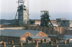 Easington Colliery Pit