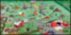 Lyon Farm Map