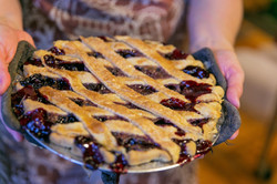 4 berry pie