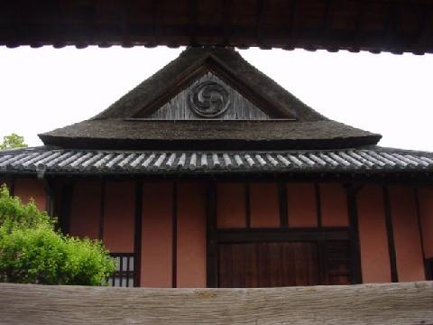 旧中家住宅 熊取町