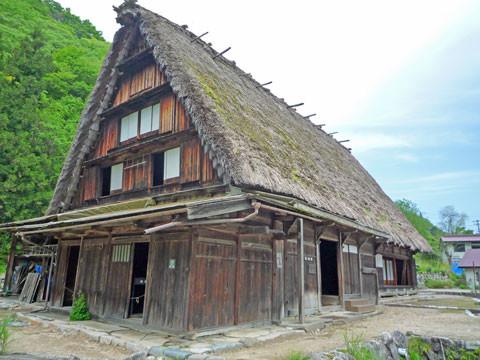 旧遠山家住宅 白川村