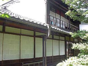 小川家住宅 (二条陣屋) 京都市