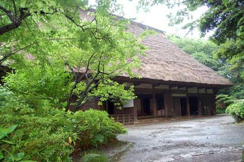 旧矢篦原家住宅 横浜市