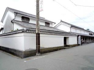 菊屋家住宅 萩市